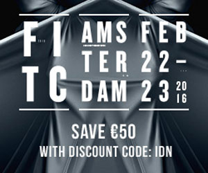 FITC Amsterdam 2016