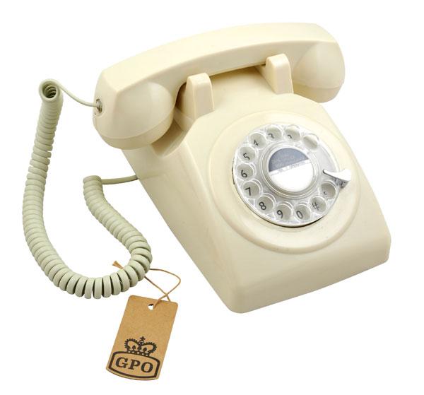 GPO – 1970 Rotary Retro Telephone