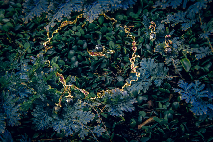 Heting Jewellery – The Enchanted Forest by Carina Wong – Hong Kong