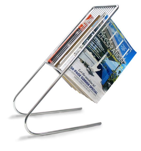 j-me original design – Float Magazine Rack