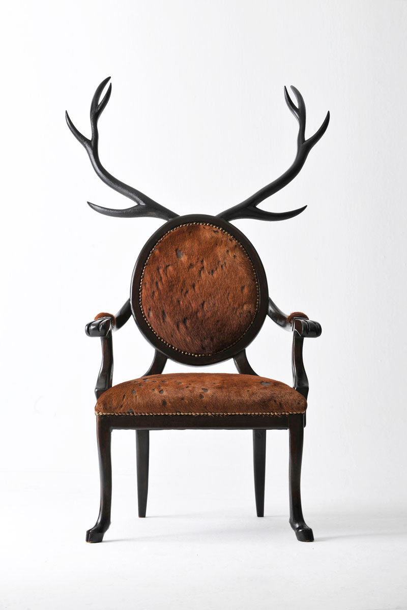 Merve Kahraman – Hybrid No. 1: Antlers