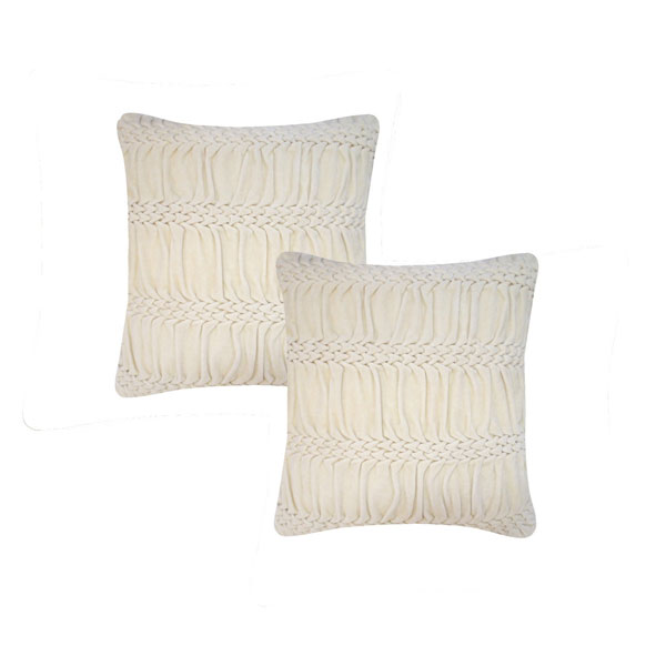 Nitin Goyal London – Striped Wave Cushion