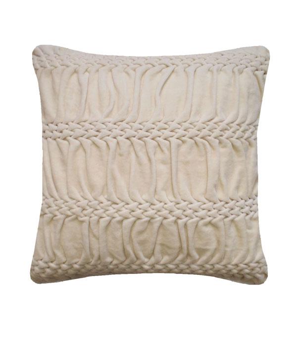 Nitin Goyal London – Striped Wave Cushion