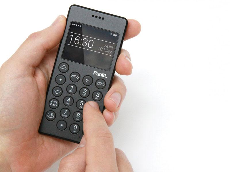 Punkt. – MP01 Mobile Phone – Lugano, Switzerland