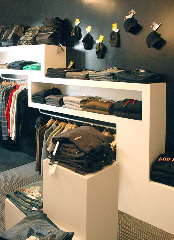 Apparel Clothing Store Clothing Store Design Ideas