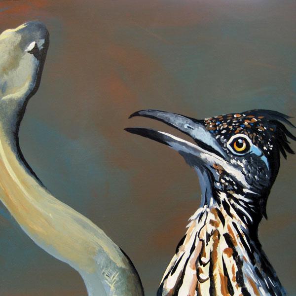 The Mincing Mockingbird – La Crescenta, USA