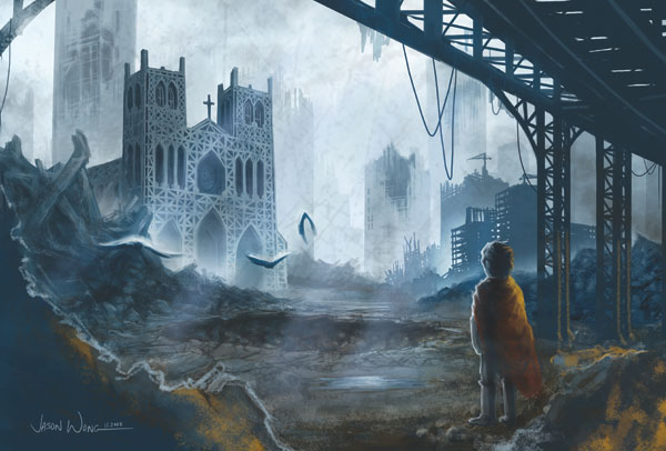 Jason Wong – New York, USA