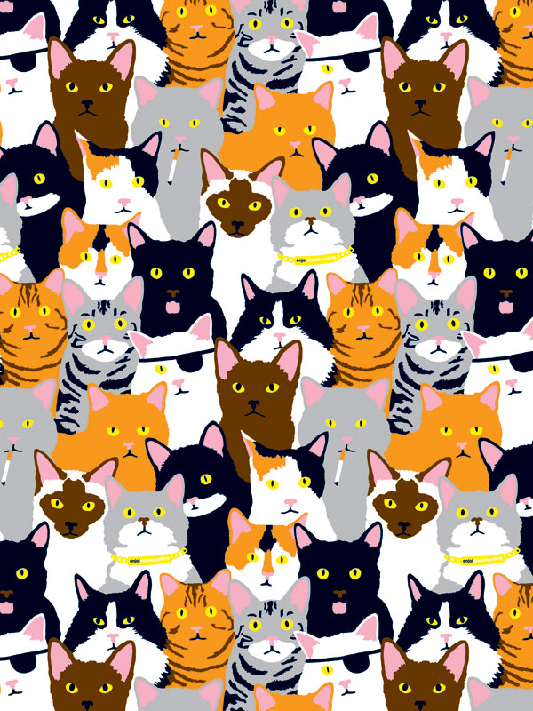 Winston Tseng – New York, USA #catcollage_pattern.jpg
