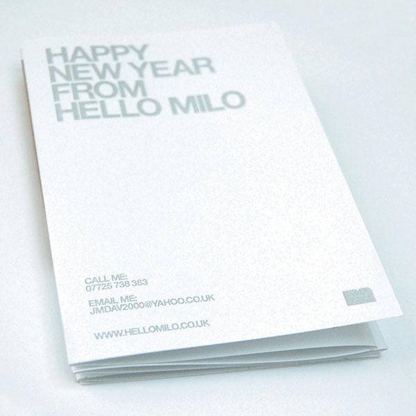 Hello Milo (London, UK)