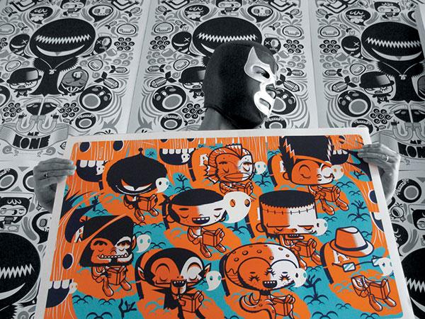 Kamikace Studio – Mexico