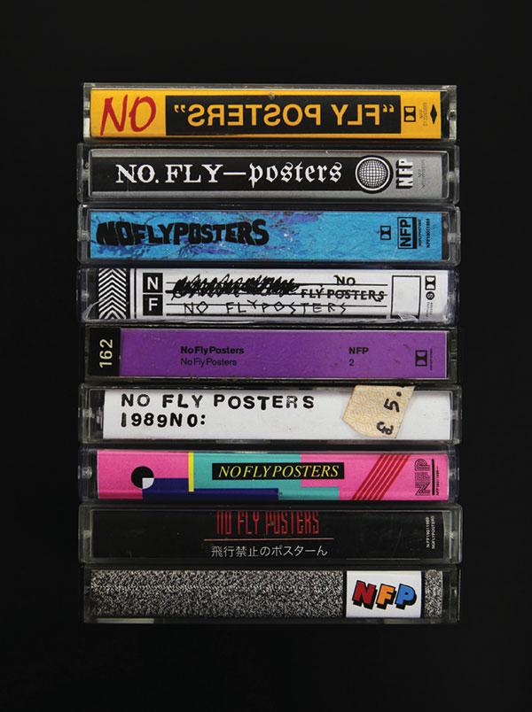No Fly Posters – Jon Bland – 英國 曼徹斯特