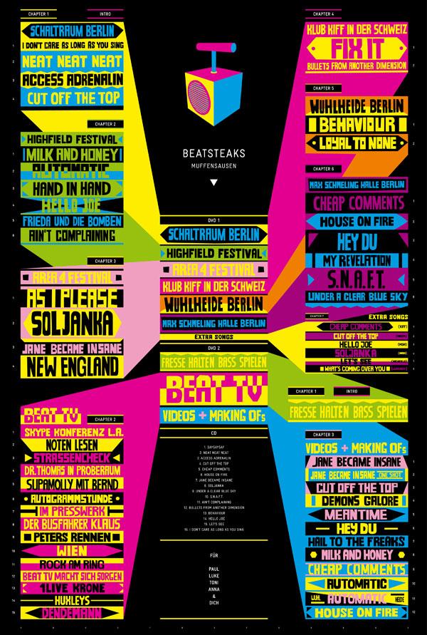 "Rocket & Wink – Gerald ""Rocket"" Rocketson and Petronius Amund Wink – Hamburg, Germany #Beatsteaks-Poster-02.jpg"