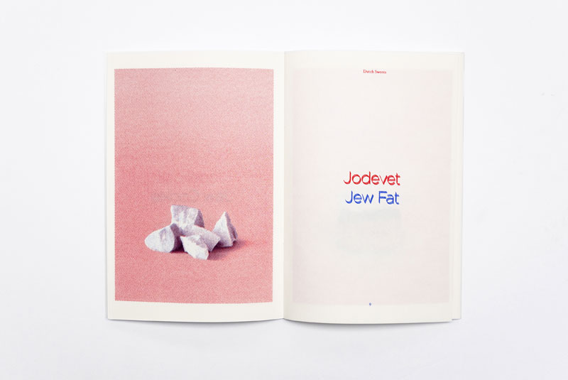 Cooee – Leon Dijkstra. – Amsterdam, Netherlands #cooee_dutch_sweets_booklet_03.jpg