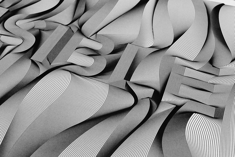 Cooee – Leon Dijkstra. – Amsterdam, Netherlands #cooee_good_typeface_is_invisible_poster_02.jpg