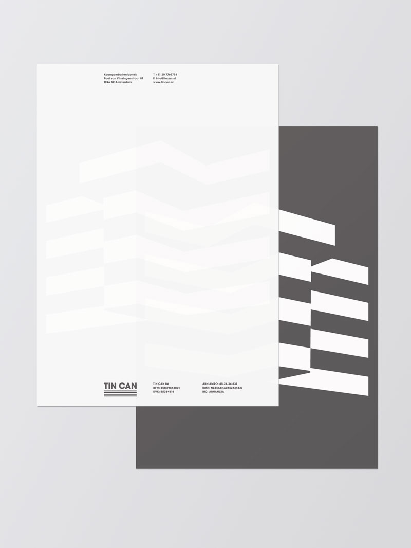 Cooee – Leon Dijkstra. – Amsterdam, Netherlands #cooee_tin_can_01_letterhead.jpg