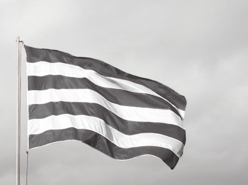 Cooee – Leon Dijkstra. – Amsterdam, Netherlands #cooee_tin_can_04_flag.jpg