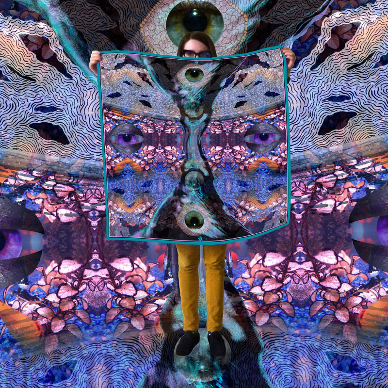 The Patternbase – Kristi O'Meara, Audrey Victoria Keiffer – Chicago, USA