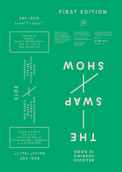 Foreign Policy Design – Yah-Leng Yu, Arthur Chin – Singapore #POSTERS_SWAP_POSTER_GREENPINK_1.jpg