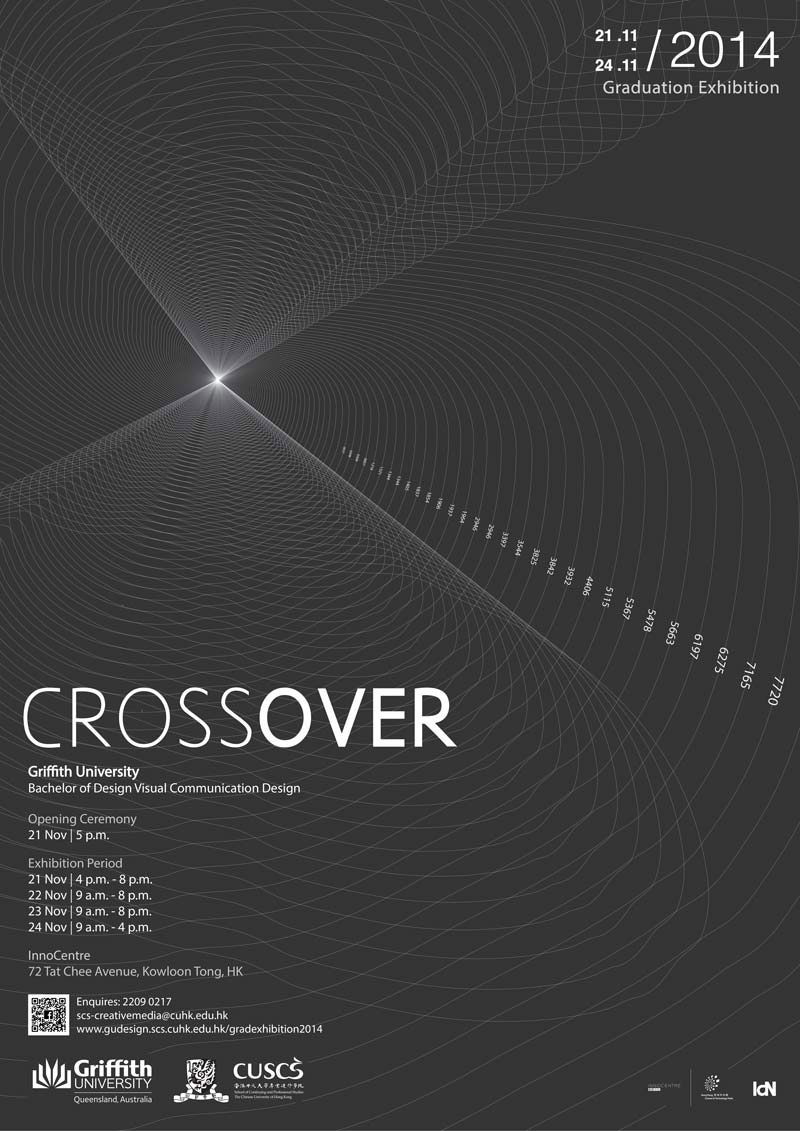 Graduation Show 2014: CROSSOVER by Griffith University
