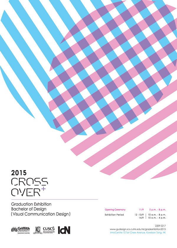Griffith University Visual Communication Design Graduation Show 2015 – Hong Kong