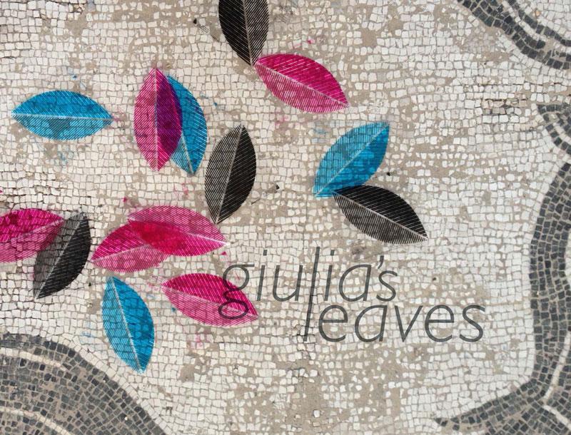 """""""Giulia's leaves"""" by Alessandro Loschiavo and Makoto Kawamoto"""