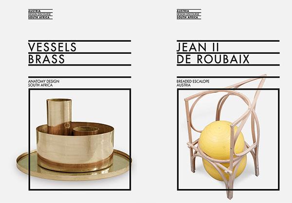 Design Discourse: Austria – South Africa