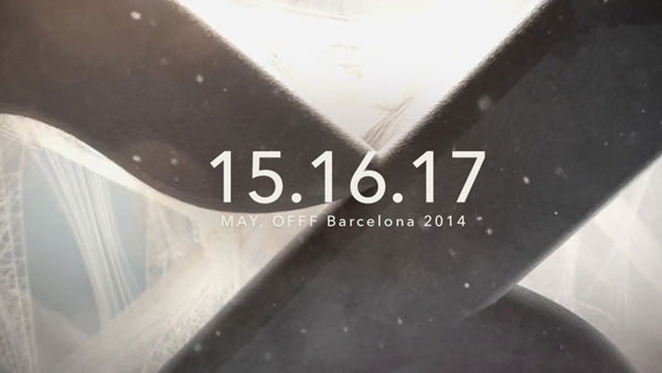 OFFF Barcelona 2014