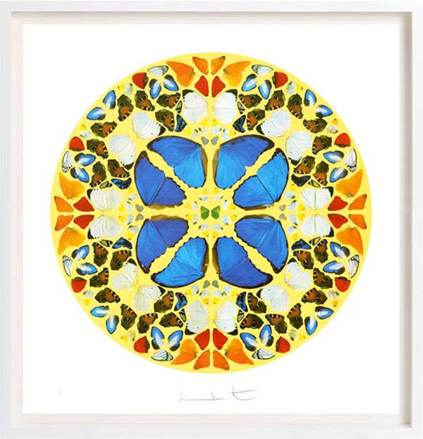 Samuel Owen Gallery presents Damien Hirst