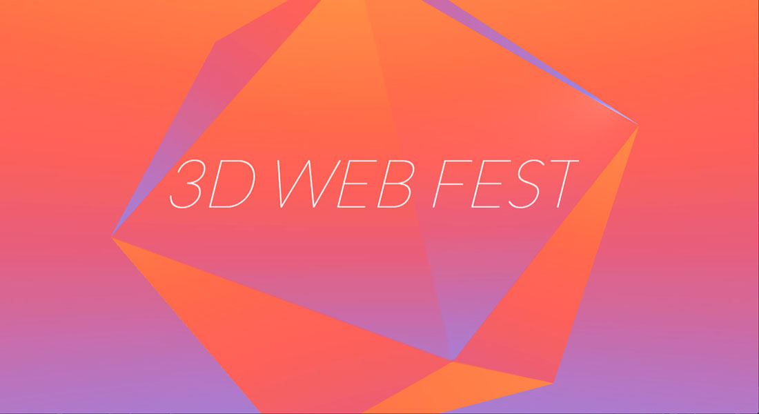 The 3D Web Fest to Feature Live Presentations of Interactive Web Experiences – San Francisco, USA