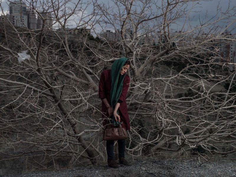 Newsha Tavakolian – Blank Pages of an Iranian Photo Album, 2015 – Dubai, UAE