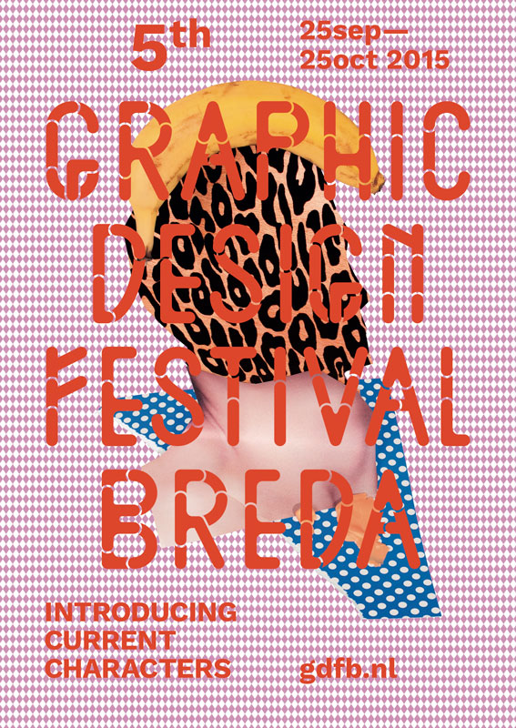 Graphic Design Festival Breda 2015 – 5th Edition – Breda, Netherlands