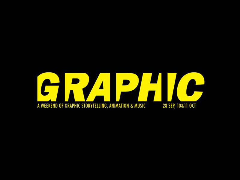 GRAPHIC – A Weekend of Graphic Storytelling, Animation & Music – Sydney, Australia