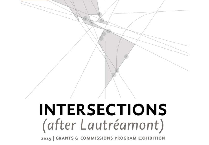 Intersections (after Lautréamont) – 2015 CIFO Grants & Commissions Program Exhibition – Miami, USA