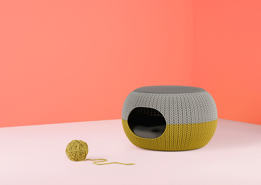 KNIT by CURVER to be unveiled at designjunction during LDF 2015 – London, UK