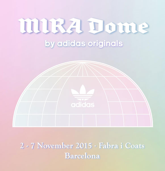 MIRA Live Visual Arts Festival 2015 – Barcelona, Spain