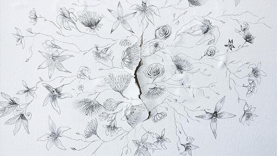 Mur Nomade presents 'Recollections' featuring Ana González, Ivy Ma, Nastaran Shahbazi – Hong Kong
