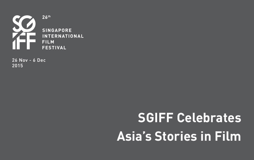 SGIFF Celebrates Asia's Stories in Film – Singapore