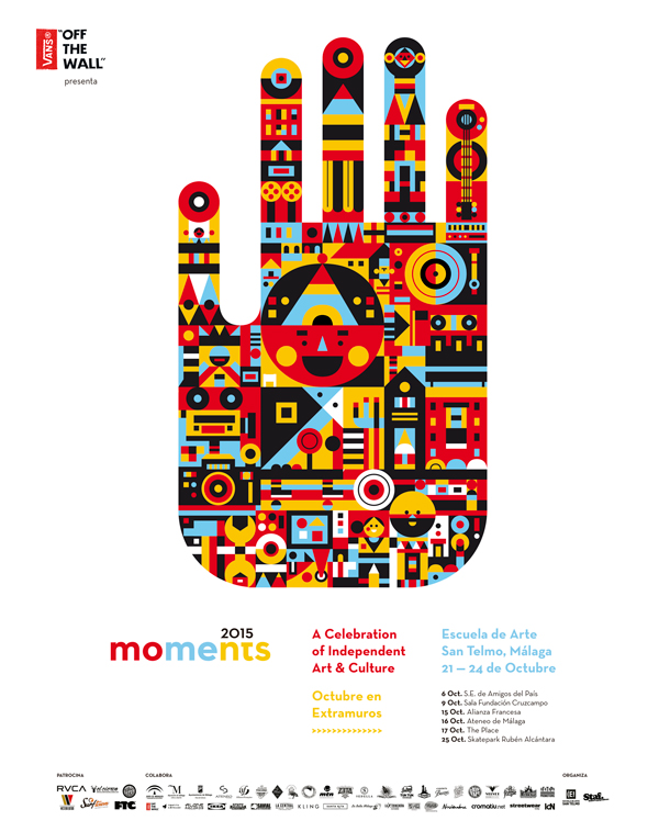 Vans presents MOMENTS 2015, Málaga – Málaga, Spain