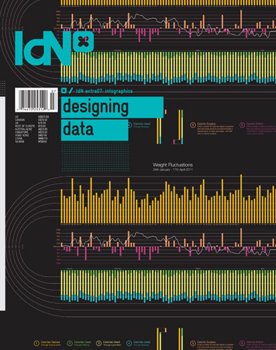 IdN Extra 07: Infographics – Designing Data