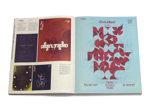 IdN Extra 08: Typo/graphic Posters p42-43