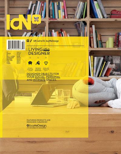 IdN Extra 10: buyMeDesign – Living Like A Designer