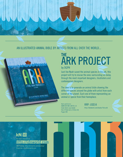 The Ark Project – DGPH編輯