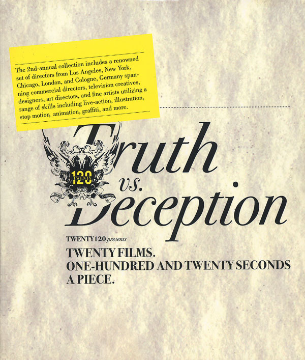 Twenty 120: Truth vs Deception – By Connor Swegle
