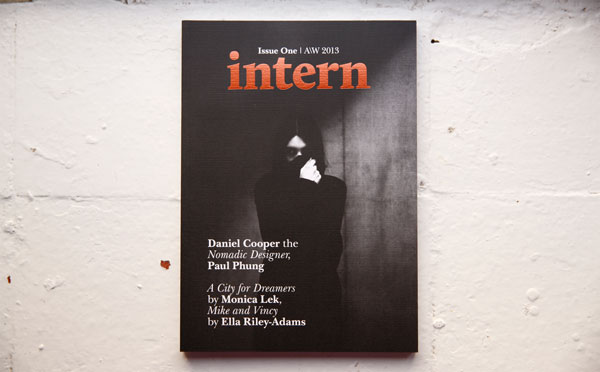 Intern Magazine Issue One