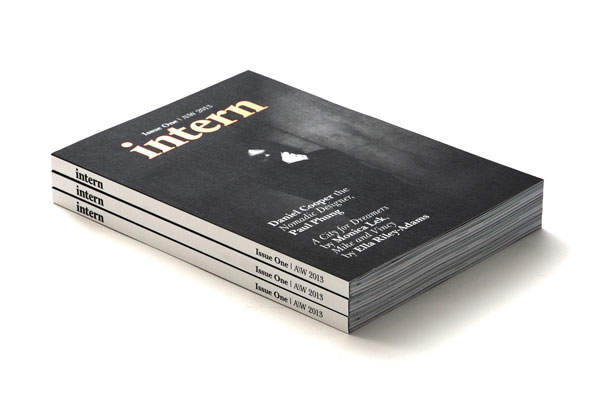 Intern Magazine Issue One