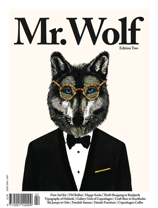 Mr. Wolf Magazine Edition Two