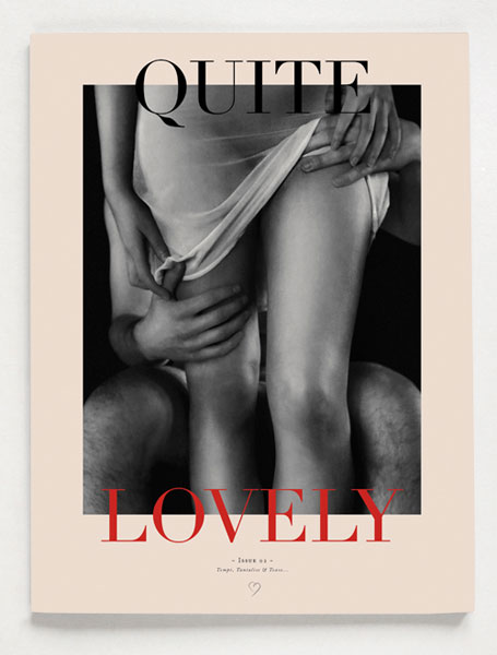 Quite Lovely: Issue 2 – UK