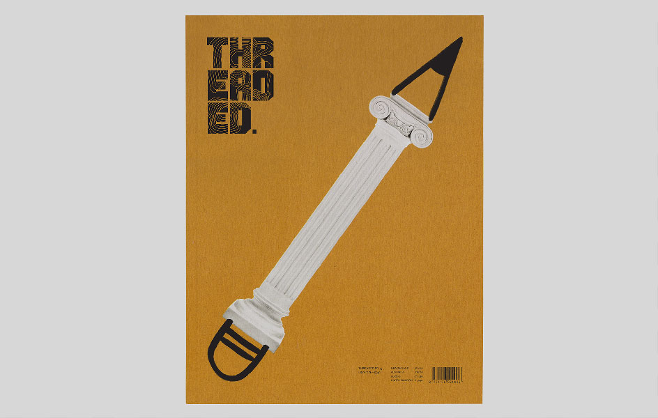Threaded Magazine Ed.19 – The Cultural Capital Issue – Auckland, New Zealand