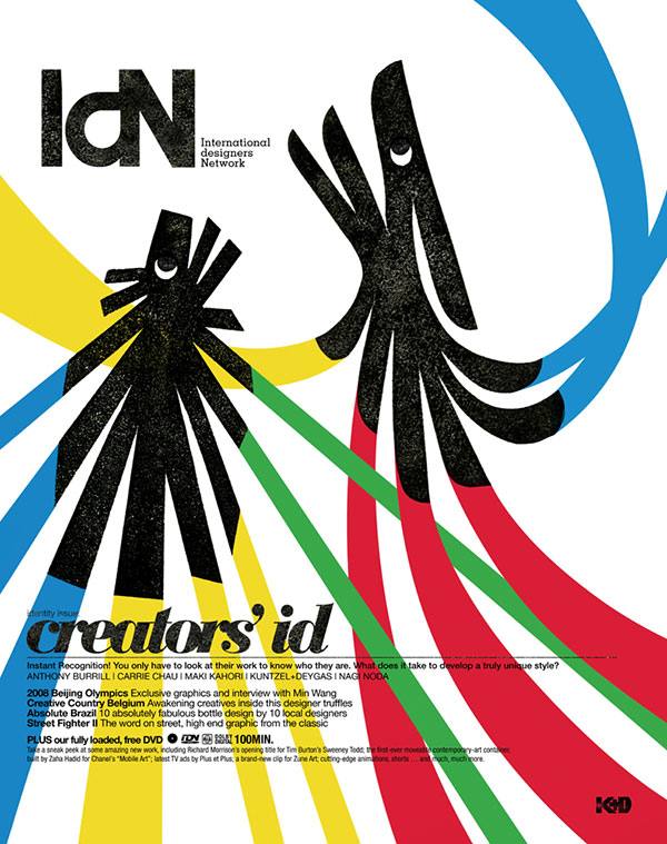 IdN v15n2: Creators' ID – Standing out from the Crowd