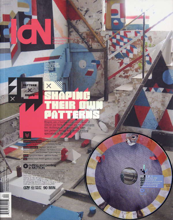 IdN v19n4: Shapes-in-Pattern — Shaping Their Own Patterns